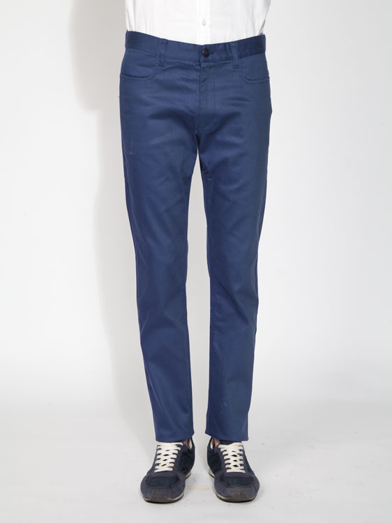 era-won Blackdenim 5 Pocket Slim Fit Electrieblue