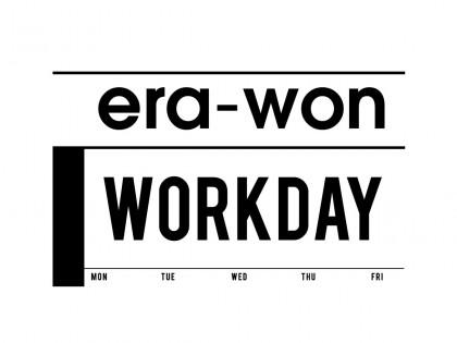 Story of Workday at era-won